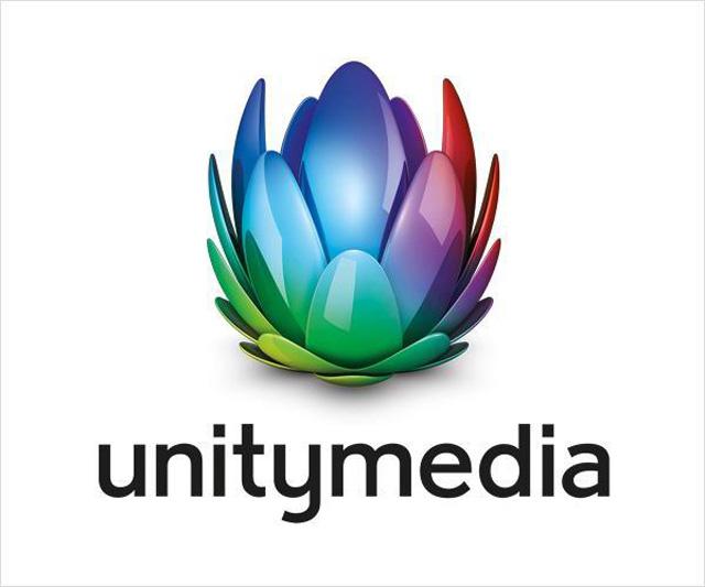莲花为创意的电视公司标志创意赏析-空灵logo设计公司图片