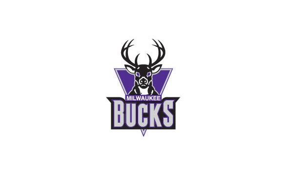 梅花鹿logo设计bucks品牌左右两头狮子与盾牌的结合图片