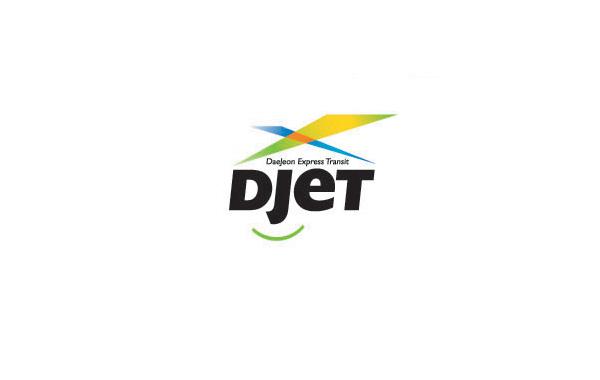 djet灯具logo设计:在字母j上微妙处理重点是在上方的